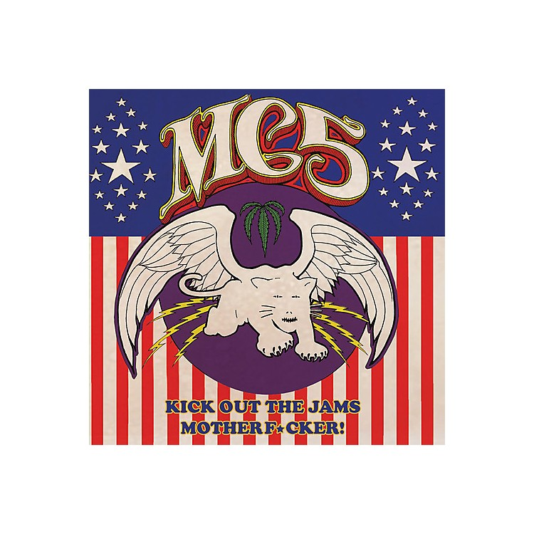 AllianceMC5 - Kick Out The Jams Motherfucker