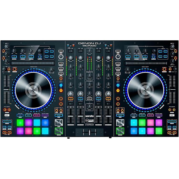 DenonMC7000 4-Channel DJ Controller