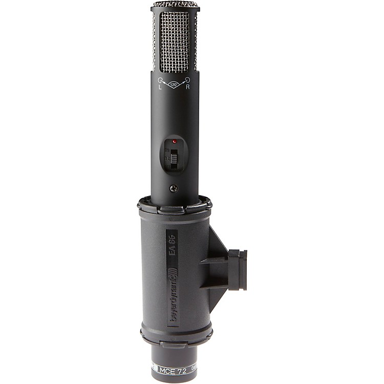 BeyerdynamicMCE 72 CAM Stereo Microphone with Special Video AccessoriesRegular190839741967