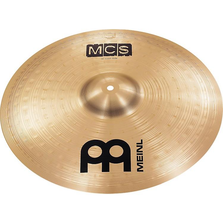 MeinlMCS Crash/Ride Cymbal18 in.