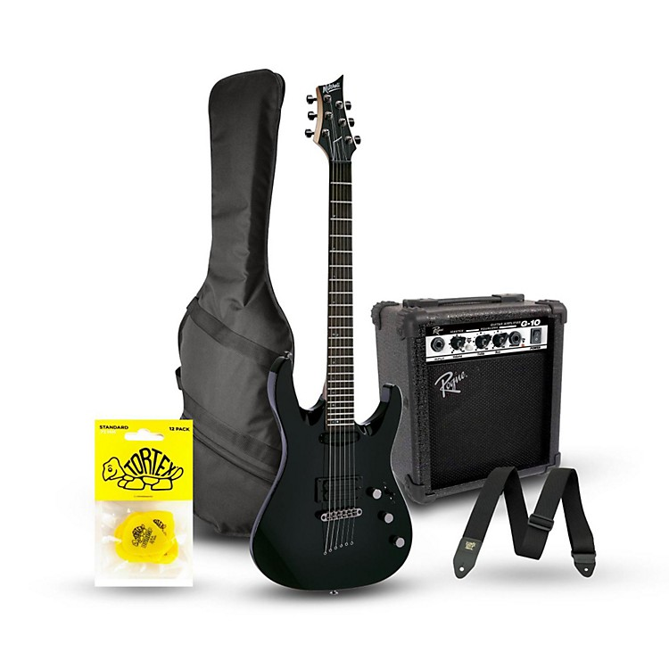 Mitchell MD200 Electric Guitar Standard Package Black