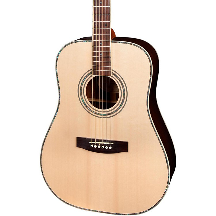 MitchellMD300S Solid Spruce Top Acoustic Guitar