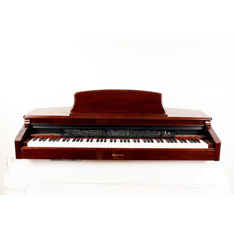 Suzuki MDG-300 Brown Micro Grand Digital Piano  888365769936