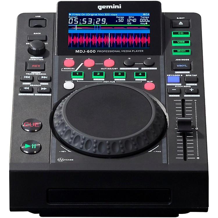 GeminiMDJ-600 Professional DJ USB CD CDJ Media Player