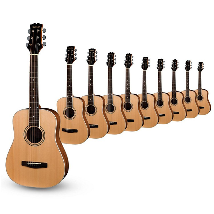mitchell mdj10 junior dreadnought acoustic guitar 10 pack music123. Black Bedroom Furniture Sets. Home Design Ideas
