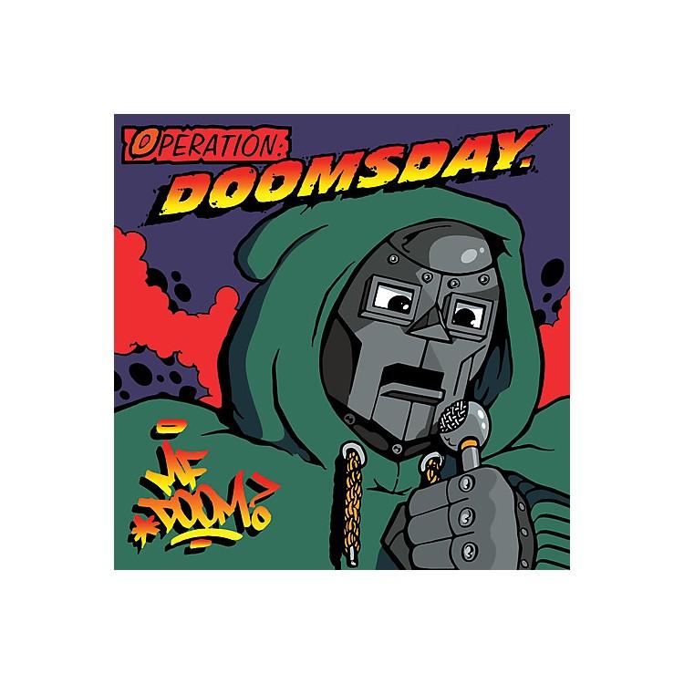 AllianceMF Doom - Operation: Doomsday
