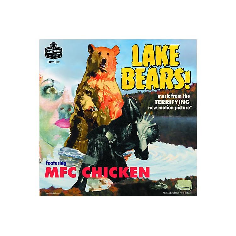 AllianceMFC Chicken - Lake Bears