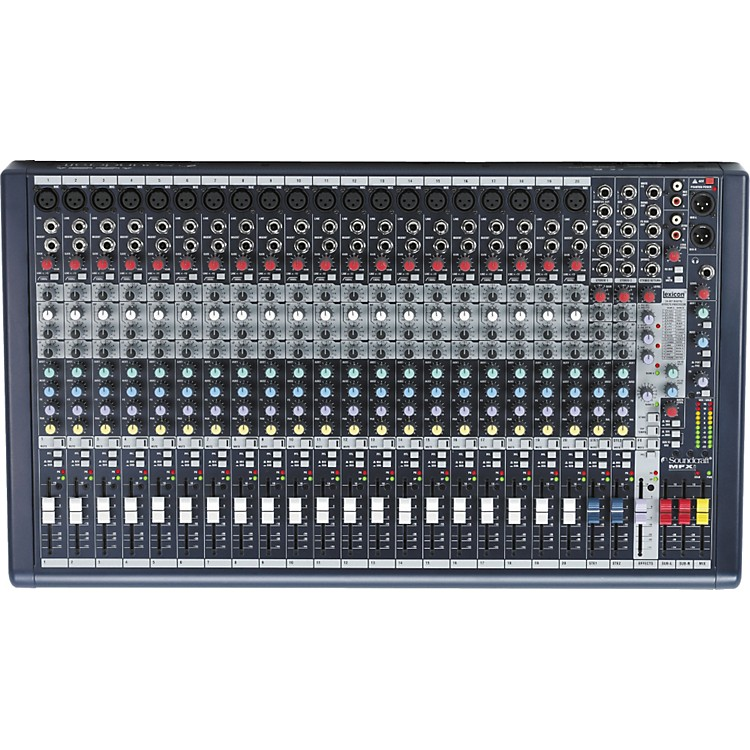 Soundcraft MFXi 20 Mixer