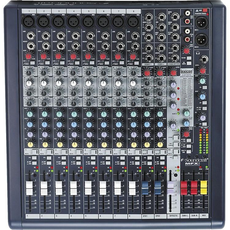 SoundcraftMFXi 8 Mixer