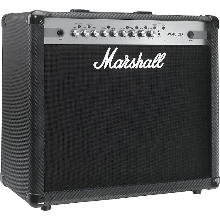 MarshallMG Series MG101CFX 100W 1x12 Guitar Combo AmpCarbon Fiber
