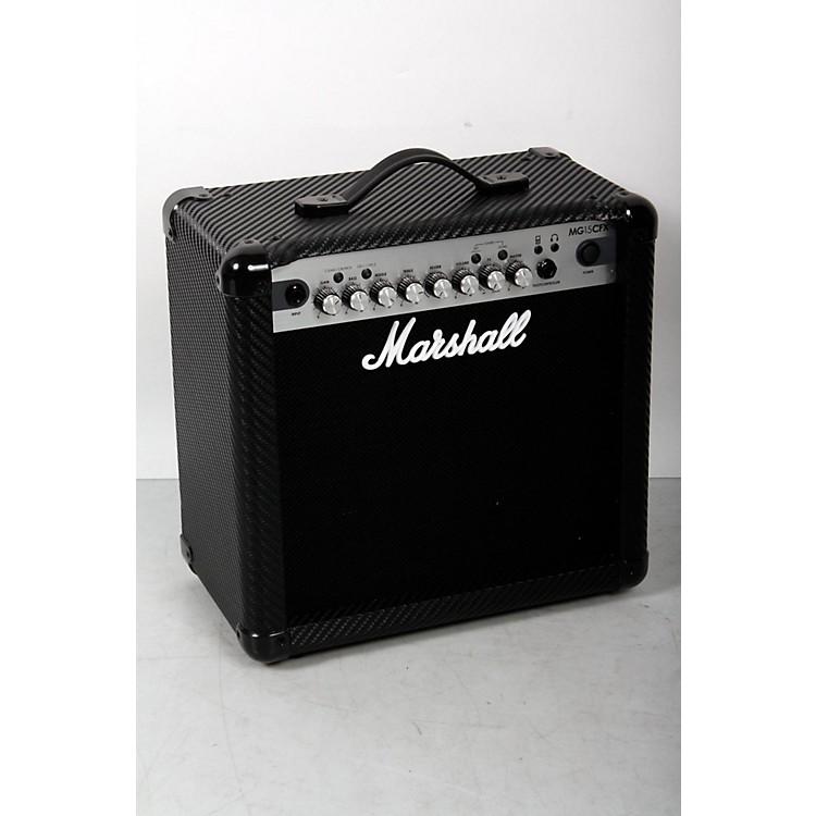 MarshallMG Series MG15CFX 15W 1x8 Guitar Combo AmpCarbon Fiber888365852874