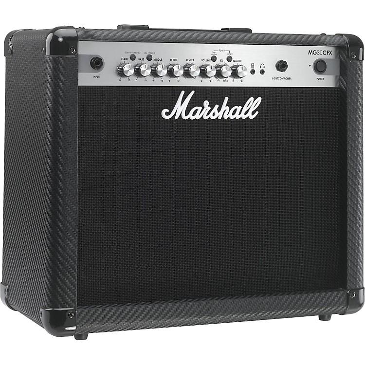 MarshallMG Series MG30CFX 30W 1x10 Guitar Combo AmpCarbon Fiber