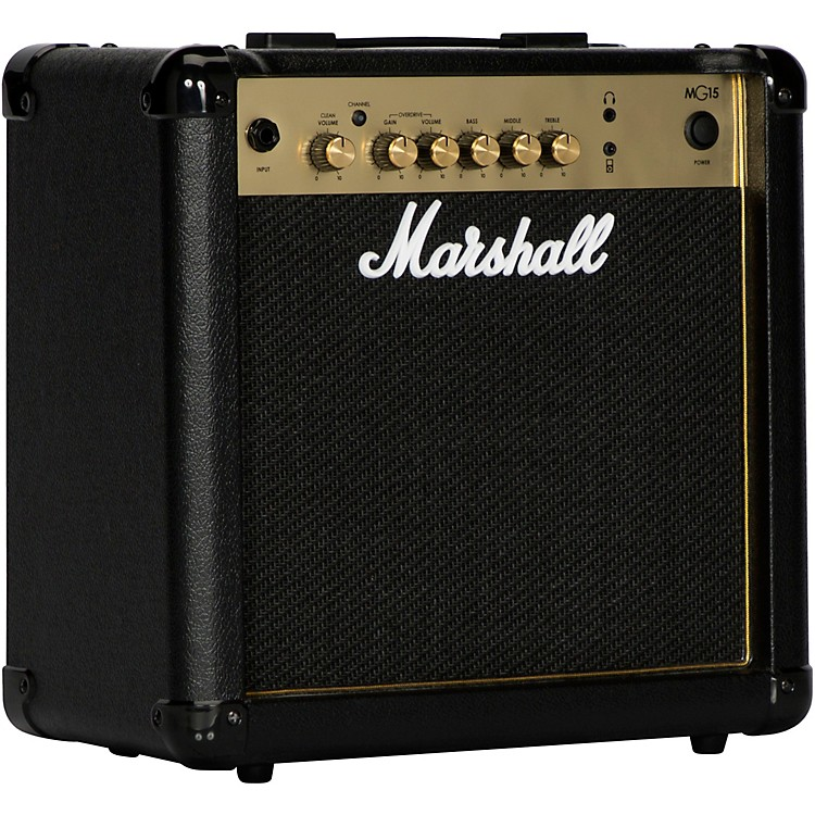MarshallMG15 15W 1x8 Guitar Combo Amp
