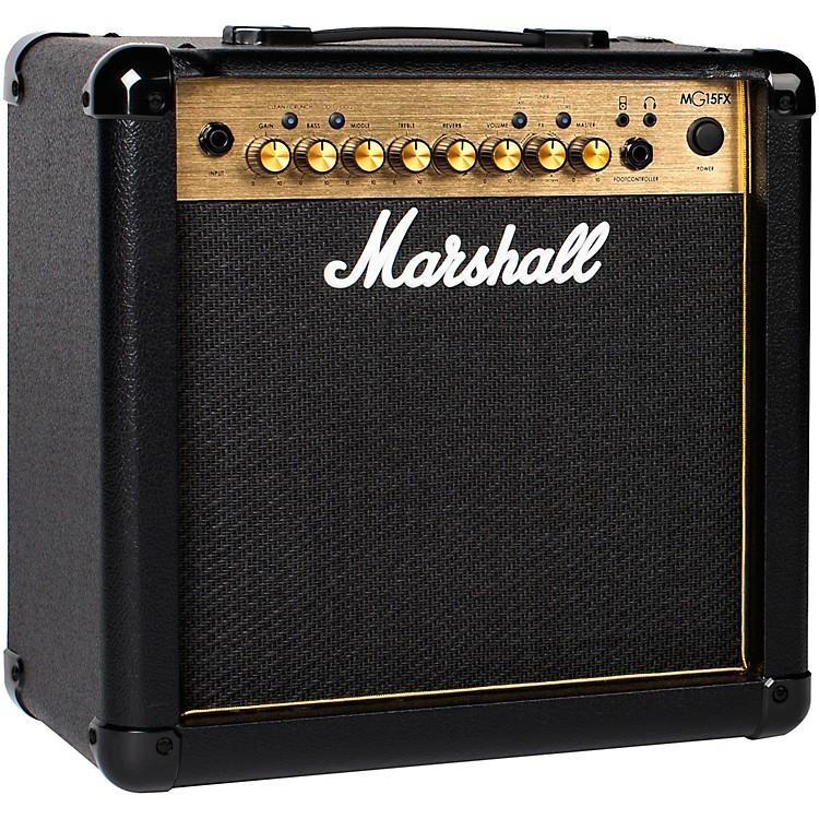 MarshallMG15GFX 15W 1x8 Guitar Combo Amp