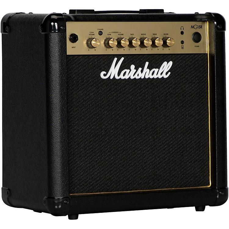MarshallMG15GR 15W 1x8 Guitar Combo Amp