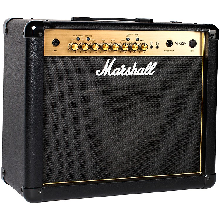 MarshallMG30GFX 30W 1x10 Guitar Combo Amp