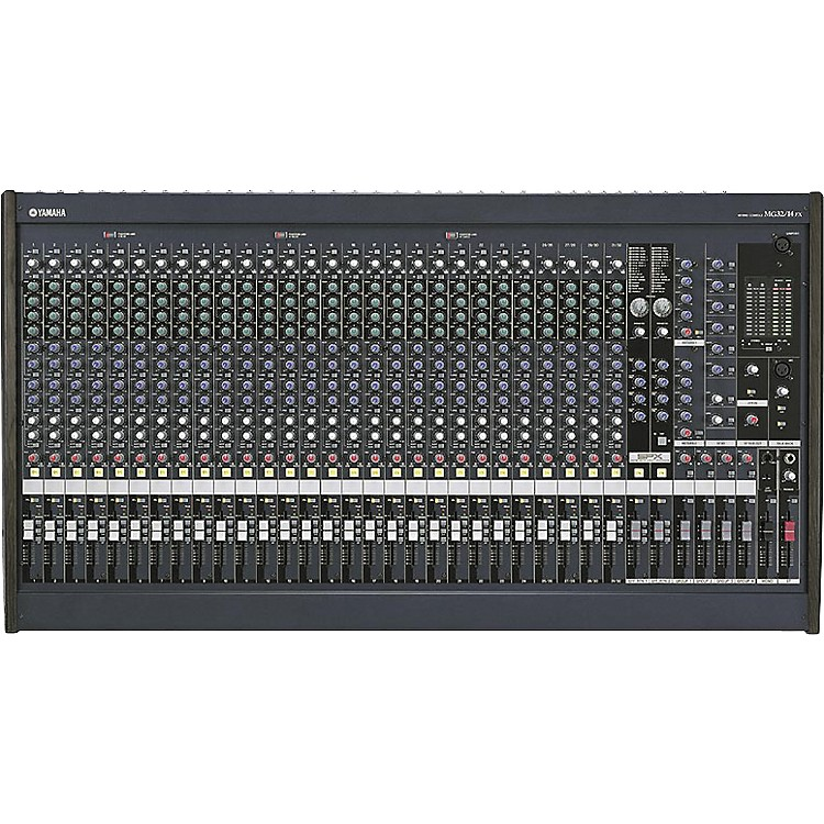 Yamaha MG32/14FX 32-Input 14 Bus Mixer with DSP Effects