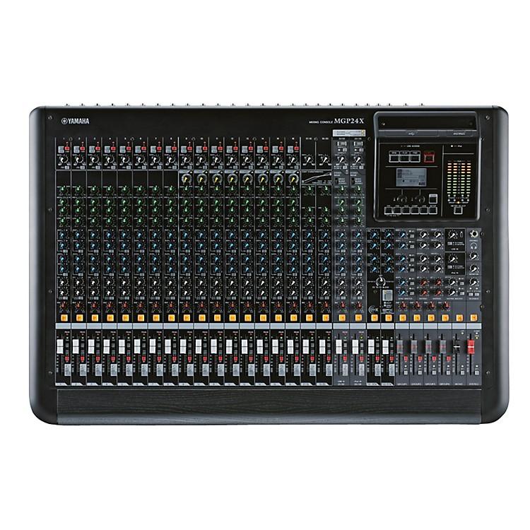 YamahaMGP24X 24-Input Hybrid Digital/Analog Mixer with USB Rec/Play and Effects