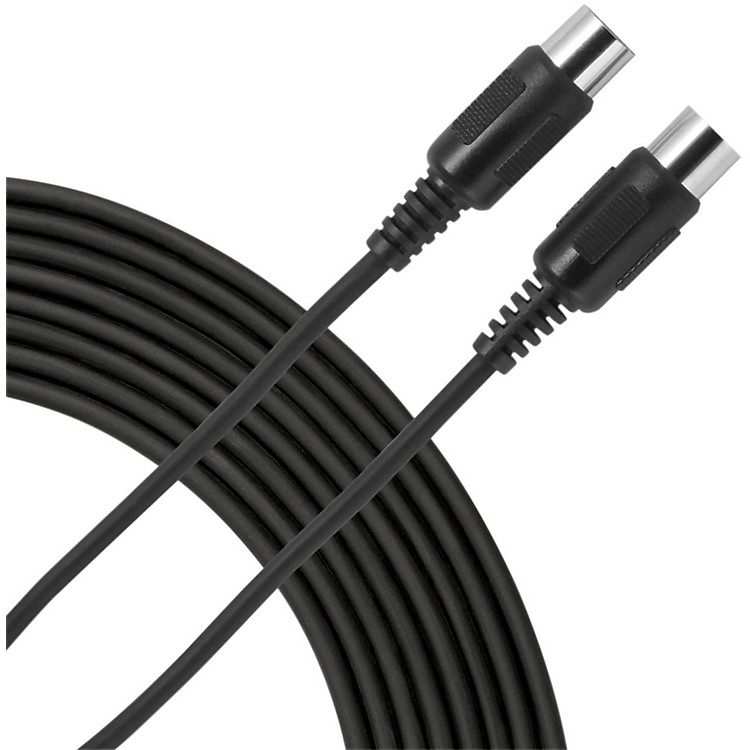 Hosa MID-303RD MIDI Cable Black 15 ft.