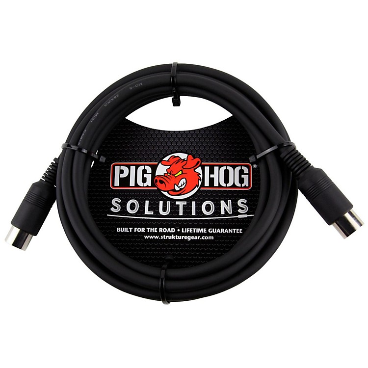 Pig HogMIDI Cable10 ft.