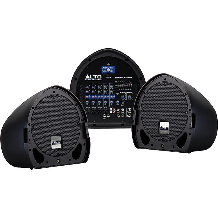Alto MIXPACK Express Ultraportable Powered PA System