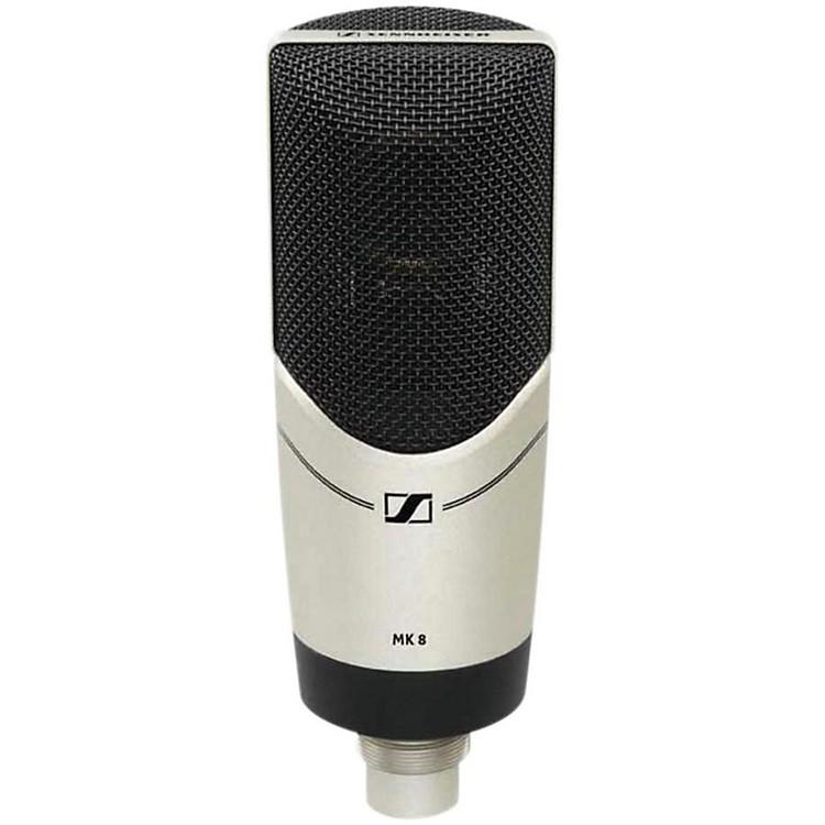 SennheiserMK 8 Multi-Pattern Large Diaphragm Condenser Microphone