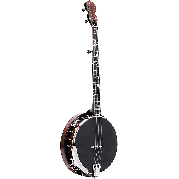 Gold Tone ML-1 Béla Fleck Series Baritone Banjo Vintage Brown
