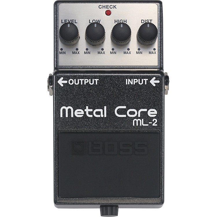 Boss ML-2 Metal Core Distortion Pedal