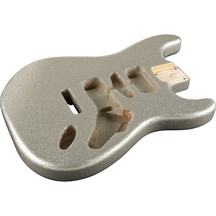 Mighty MiteMM2700SPRKL Stratocaster Replacement Body - Sparkle Finish