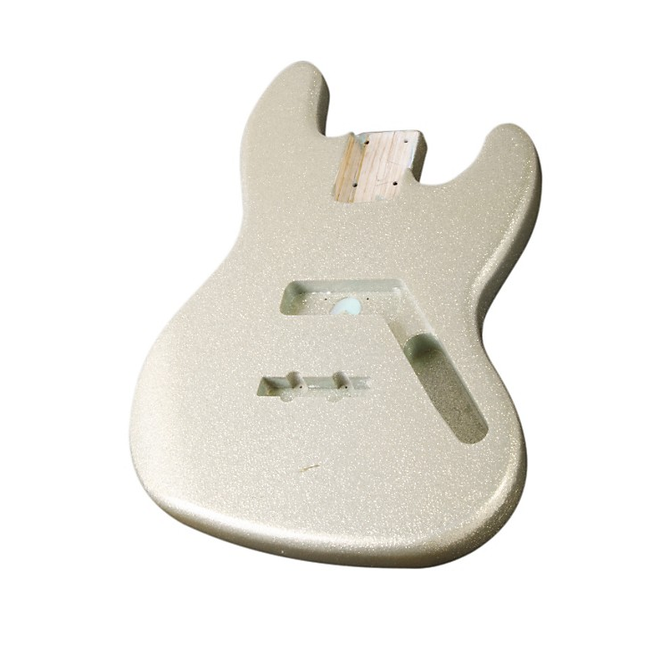 Mighty MiteMM2703SPRKL Jazz Bass Replacement Body - Sparkle Finish