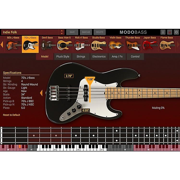 IK MultimediaMODO Bass (Boxed)