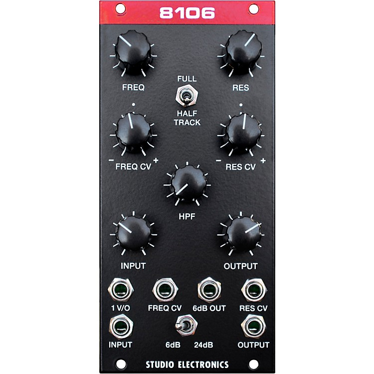 Studio Electronics MODSTAR 8106 Filter