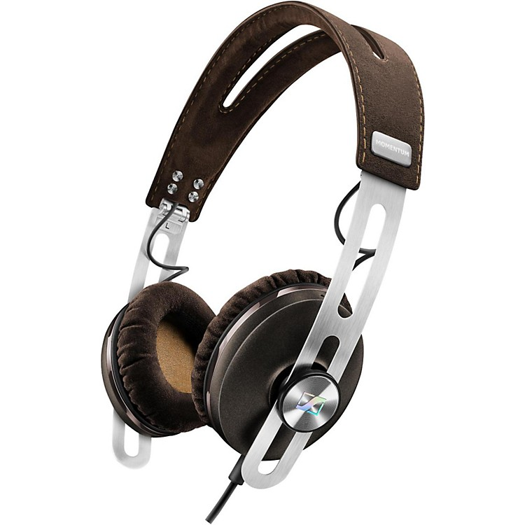 Sennheiser MOMENTUM 2.0 On-Ear Headphones Brown