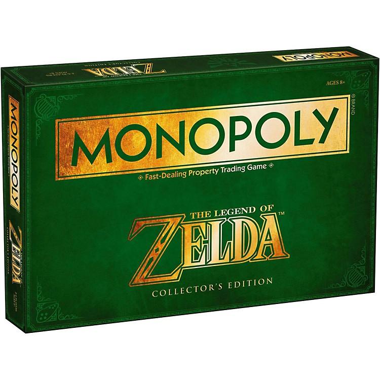 USAOPOLYMONOPOLY The Legend of Zelda