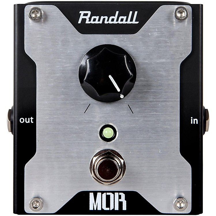 RandallMOR Boost Guitar Effects Pedal