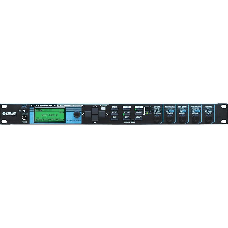 YamahaMOTIF RACK XS Tone Generator