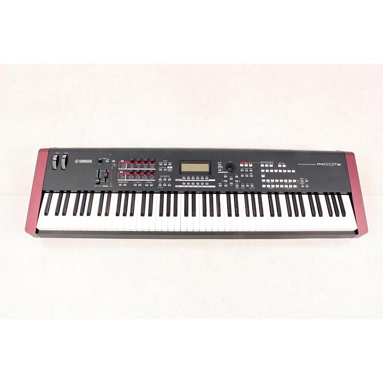 YamahaMOXF8 88-Key Synthesizer Workstation888365780184