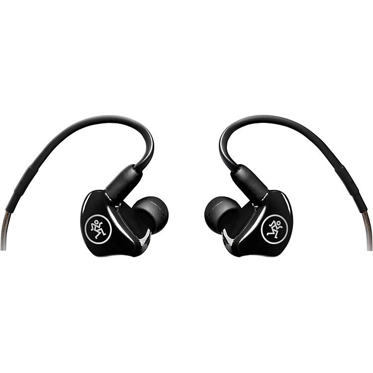 MackieMP-220 Dual Dynamic Driver Professional In-Ear MonitorsBlack