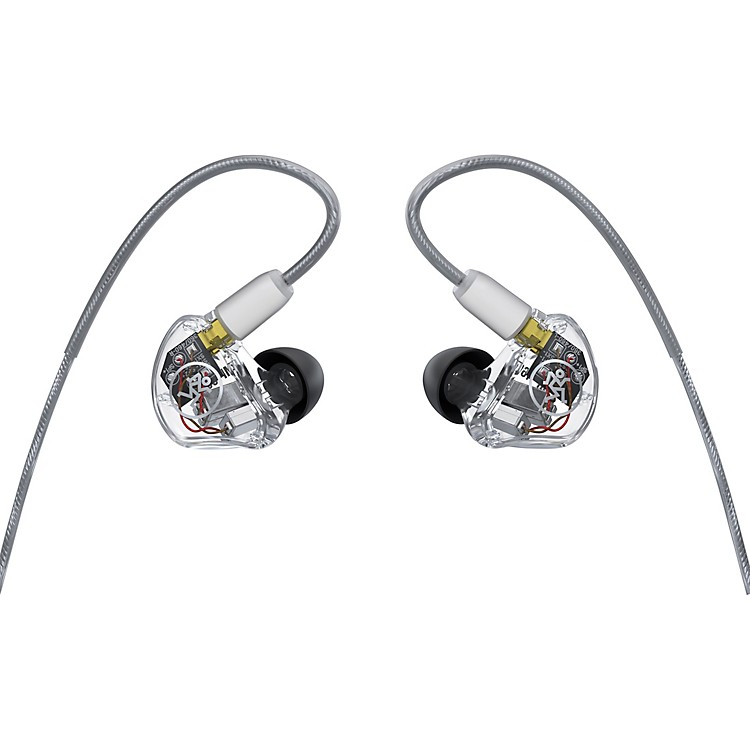 Mackie MP-360 In-Ear Monitors With Triple Balanced Armature Clear