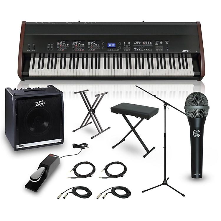 KawaiMP11 88 Key Complete Stage Piano Package