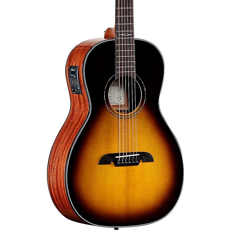 AlvarezMP610ESB Parlor Acoustic-Electric Guitar