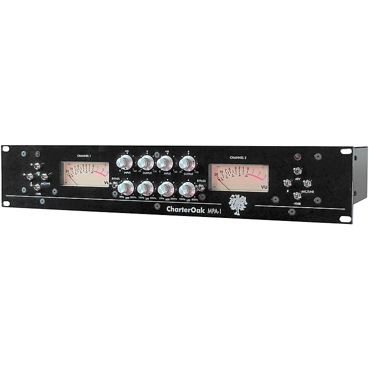Charter Oak Acoustics MPA-1 Dual Channel Microphone Preamp