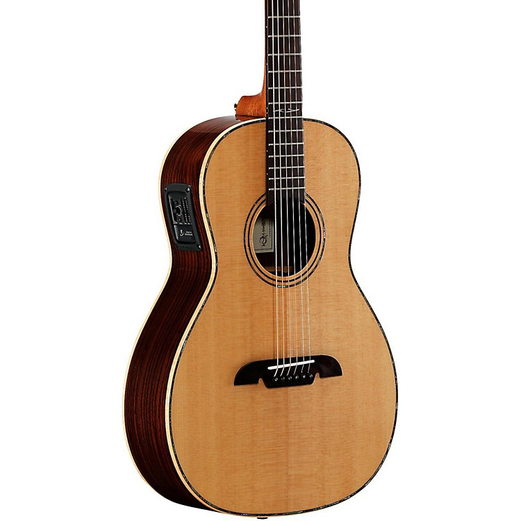 AlvarezMPA70E Parlor Acoustic-Electric GuitarNatural190839260475