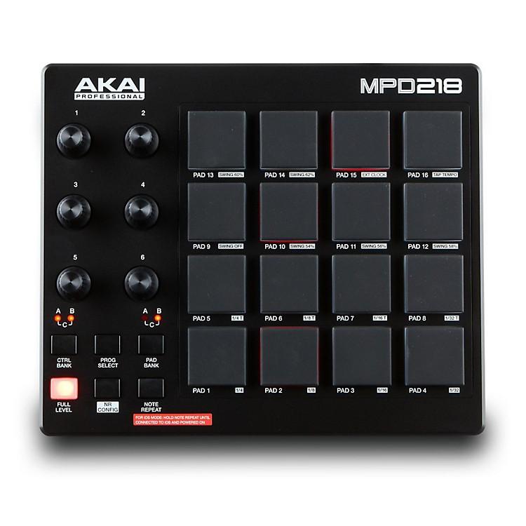 Akai ProfessionalMPD218 Pad Controller