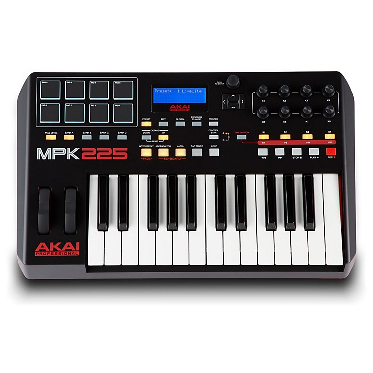 Akai ProfessionalMPK225 25-Key Controller
