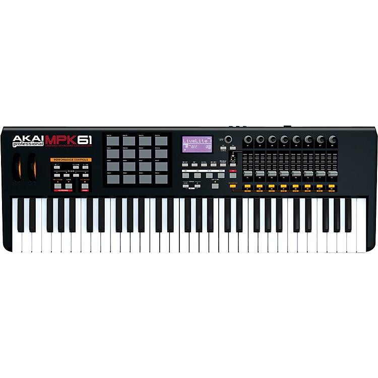 Akai ProfessionalMPK61 USB MIDI Keyboard Controller