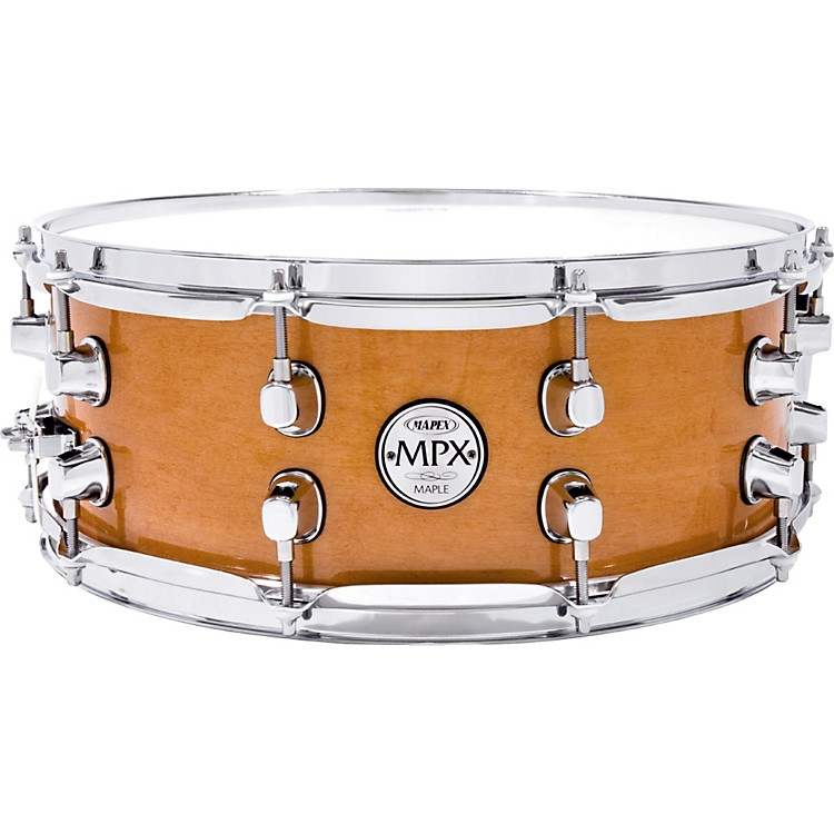 MapexMPX Maple Snare Drum13 x 6 in.Black