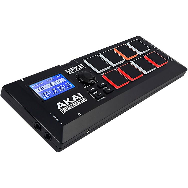 Akai ProfessionalMPX8SD Sample Player