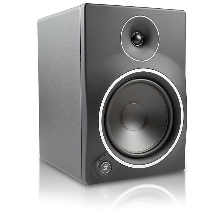 mackie mr8 mk3 8 2 way powered studio monitor music123. Black Bedroom Furniture Sets. Home Design Ideas