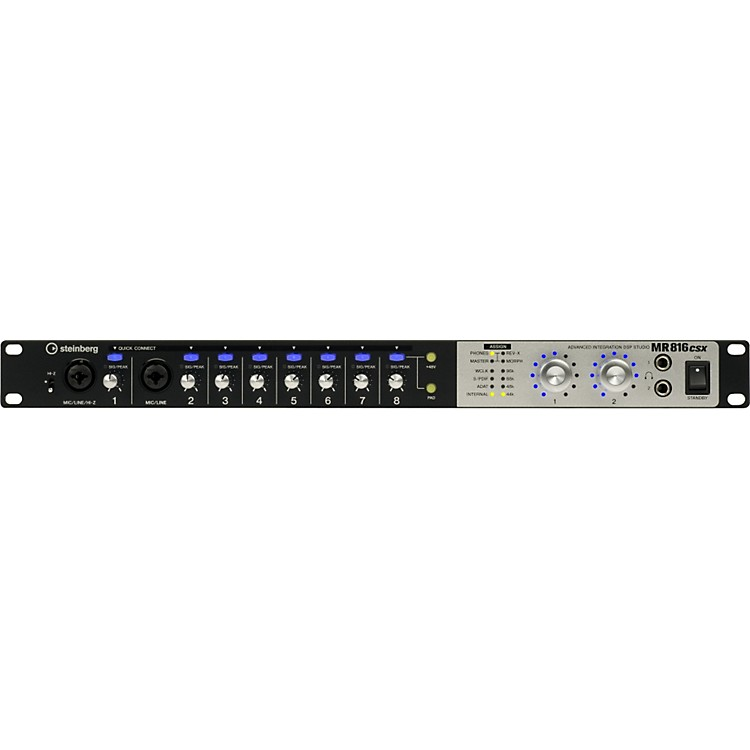 Steinberg MR816CSX Firewire Interface